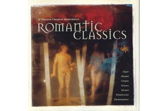 Romantic Classics - Classical BRAND NEW SEALED MUSIC ALBUM CD - AU STOCK