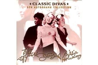 Various Artists : Classic Divas - The Autograph Collection MUSIC CD NEW SEALED
