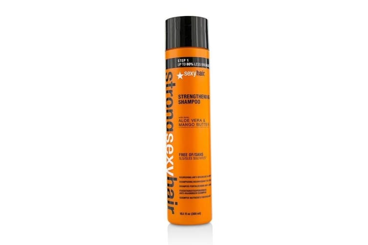 Sexy Hair Concepts Strong Sexy Hair Strengthening Nourishing Anti-Breakage Shampoo 300ml