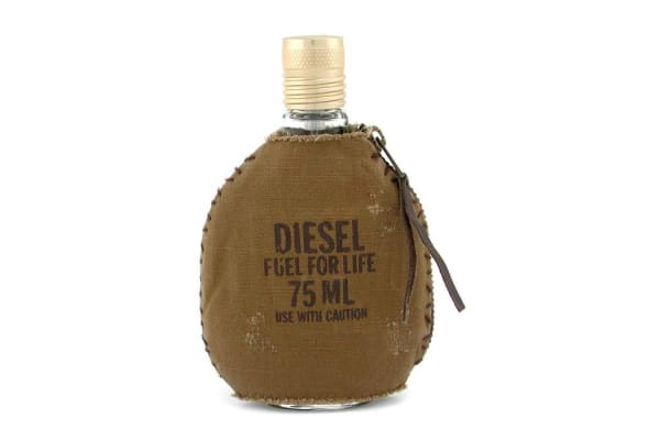 Diesel Fuel For Life Eau De Toilette Spray (75ml/2.5oz)