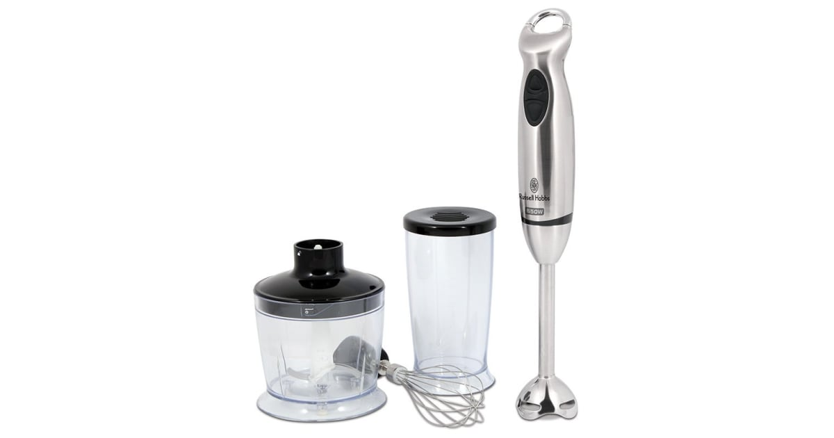 dick smith russell hobbs 650w stick mixer rhsm650 food preparation. Black Bedroom Furniture Sets. Home Design Ideas