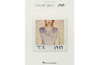 Taylor Swift - 1989 (PVG)