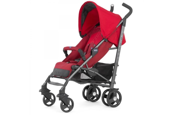 df4ecca46 Chicco Liteway 2 Stroller Red - Kogan.com