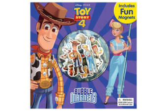 Bubble Magnets Toy Story 4
