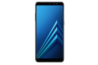 Samsung Galaxy A8+ 2018 Dual SIM (64GB, Black)