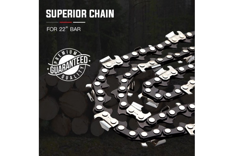 22 Inch Baumr-AG Chainsaw Chain Bar Replacement Commercial Saws 3/8 .063 84DL