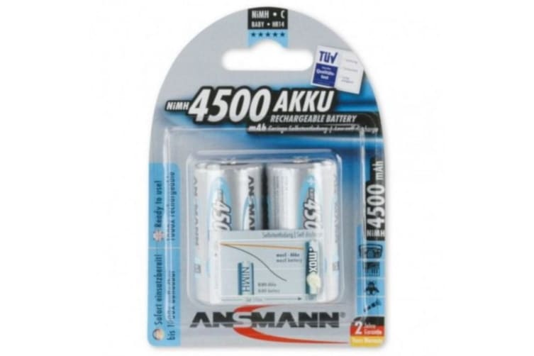 NiMH Rechargeable battery Baby C  HR14  1.2V