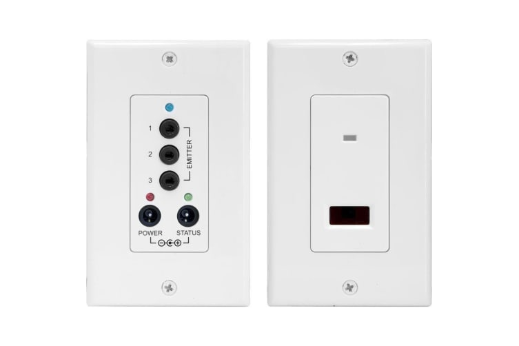 PRO.2 IR Repeater Wall Plate Kit