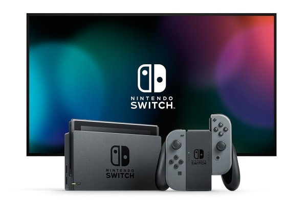 Nintendo Switch Console  - Grey