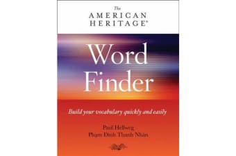 The American Heritage Word Finder