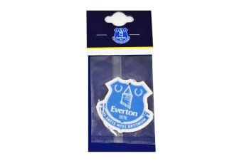 Everton FC Air Freshener (Blue) (One Size)