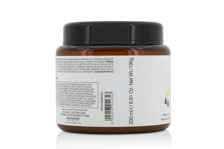 AlfaParf Pigments Nutritive Mask (For Dry Hair) 200ml