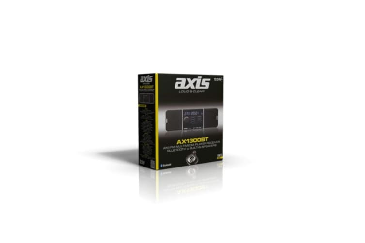 AXIS BLUETOOTH AM/FM RADIO