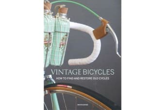 Vintage Bicycles - How to find and restore old cycles