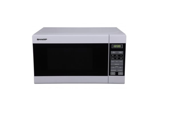 Sharp 750W Compact Microwave Oven (R210DW)