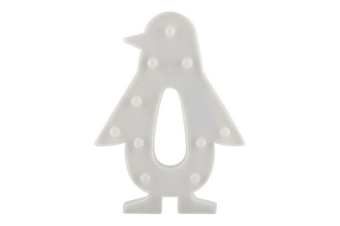 Milano Battery Powered Penguin Night Light