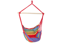 Hammock Swing Chair with Cushion Multi-colour