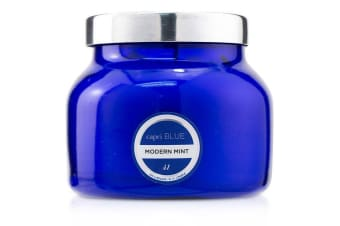 Capri Blue Blue Jar Candle  - Modern Mint 226g/8oz