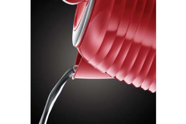 Russell Hobbs Inspire Kettle - Red (RHK112RED)