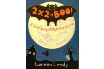 2 X 2 = Boo! - A Set of Spooky Multiplication Stories