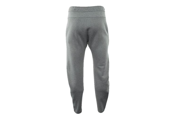Nike Sportswear Men's Tech Fleece Trousers (Dark Grey Heather/Black/Black, Size L)