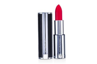 Givenchy Le Rouge Intense Color Sensuously Mat Lipstick - # 201 Rose Taffetas 3.4g/0.12oz