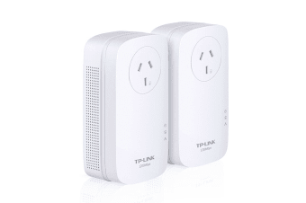 TP-Link Gigabit AV1200 Passthrough Powerline Starter Kit (TL PA8010P KIT)