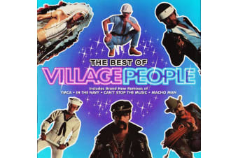 Village People – The Best Of Village People PRE-OWNED CD: DISC EXCELLENT