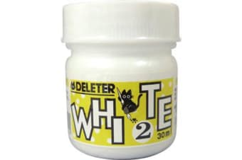 Deleter Comic White Ink 2 (30ml)