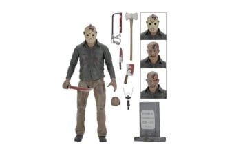 """Friday the 13th Jason Part 4 the Final Chapter 7"""" Figure"""