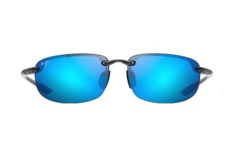 Maui Jim Ho'Okipa B407-11 Smoke Grey Mens Womens Sunglasses