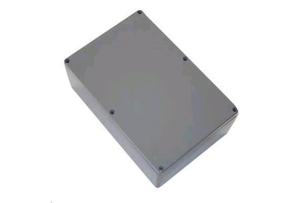 ABS IP65 Outdoor Enclosure 240mm x 160mm x 90mm
