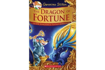 Geronimo Stilton and the Kingdom of Fantasty SE - #2 Dragon of Fortune
