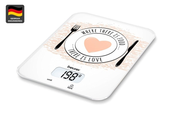 Beurer Digital Kitchen Scale - Love