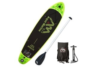 Aqua Marina 3M Inflatable Stand-up Paddle Board (90kg Capacity)