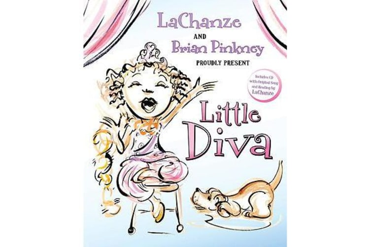 Little Diva - Includes a CD with Original Song and Reading by Lachanze