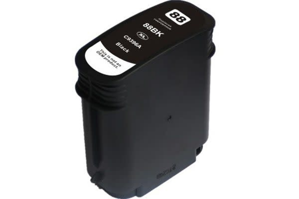 88XL Bk C9396A Compatible Inkjet Cartridge