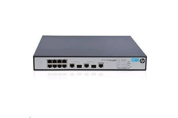 HP OfficeConnect 1910 8 PoE+ Web Managed Ethernet Switch