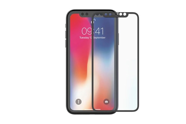 Cygnett RealCurve Edge to Edge 9H Double Tempered Glass Screen Protector for iPhone Xs Max (CY2629CPTGL)