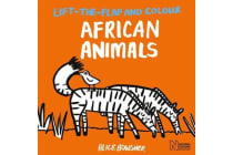 Lift-the-flap and Colour African Animals