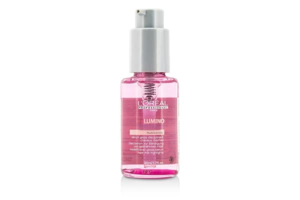 L'Oreal Professionnel Expert Serie - Lumino Contrast Taming Gloss Serum (For Highlighted Hair) (50ml/1.7oz)