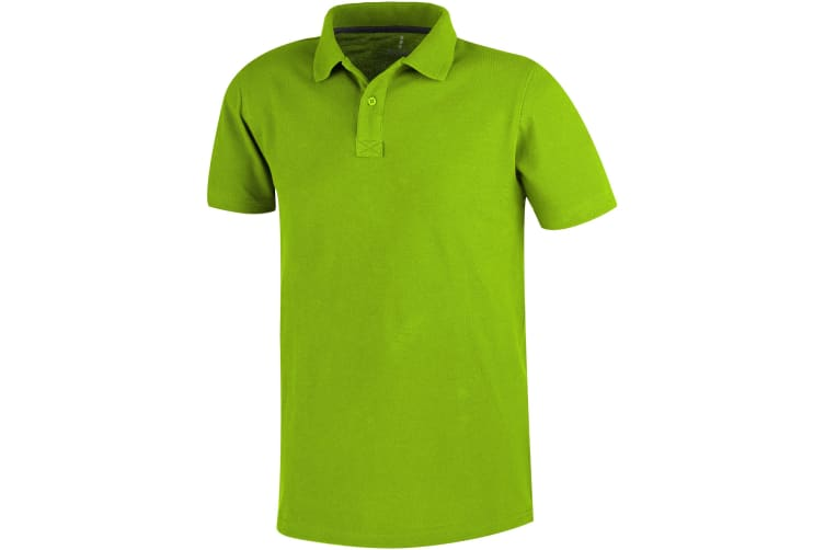 Elevate Primus Short Sleeve Polo (Apple Green) (L)