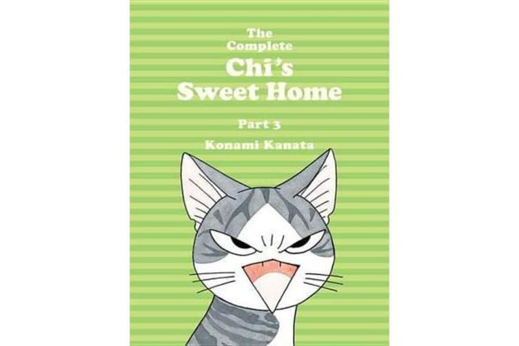 The Complete Chi's Sweet Home Vol. 3