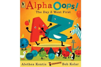 AlphaOops! - The Day Z Went First
