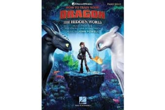 How to Train Your Dragon - The Hidden World - Piano Solo, Music from the Motion Picture Soundtrack