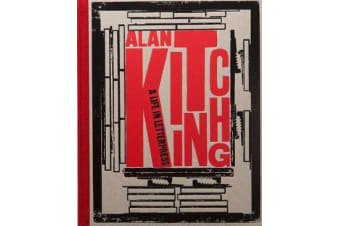 Alan Kitching Special Edition - A Life in Letterpress