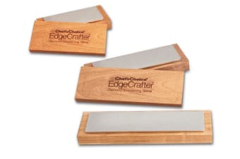 4 Inch Chef's Choice 400DS Edge Crafter Diamond Knife Sharpening Stone