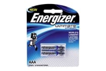 Energizer Aaa Energizer Ultimate Lithium
