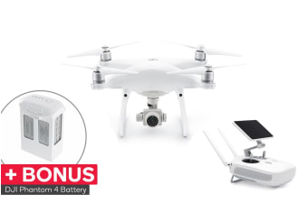 DJI Phantom 4 Pro Plus Drone with BONUS DJI Phantom 4 Battery
