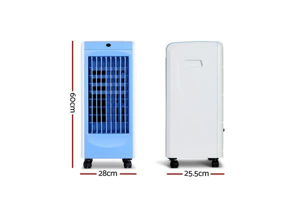 Devanti Evaporative Air Cooler (Blue)